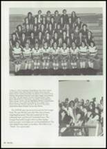 1980 North Central High School Yearbook Page 32 & 33