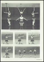 1980 North Central High School Yearbook Page 34 & 35