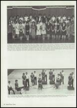 1980 North Central High School Yearbook Page 38 & 39