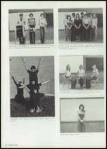 1980 North Central High School Yearbook Page 40 & 41