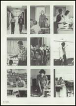 1980 North Central High School Yearbook Page 46 & 47