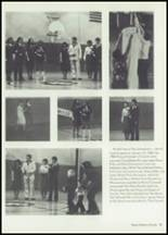 1980 North Central High School Yearbook Page 52 & 53