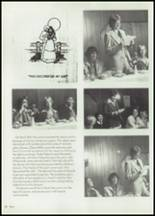 1980 North Central High School Yearbook Page 54 & 55