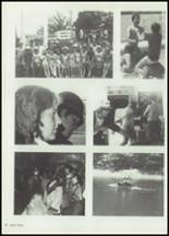 1980 North Central High School Yearbook Page 56 & 57