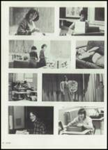 1980 North Central High School Yearbook Page 66 & 67