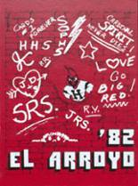 1982 Yearbook Harlingen High School