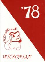 1978 Yearbook Wilson High School