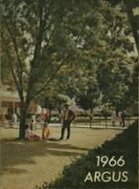1966 Yearbook Tulare Union High School