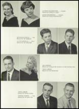 1961 Sonora Union High School Yearbook Page 18 & 19
