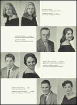 1961 Sonora Union High School Yearbook Page 20 & 21