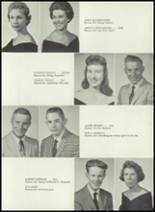 1961 Sonora Union High School Yearbook Page 22 & 23