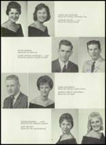 1961 Sonora Union High School Yearbook Page 24 & 25