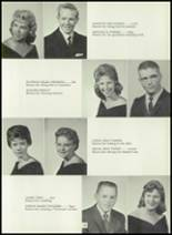 1961 Sonora Union High School Yearbook Page 32 & 33