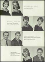 1961 Sonora Union High School Yearbook Page 34 & 35