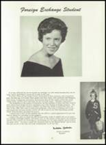 1961 Sonora Union High School Yearbook Page 36 & 37