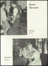 1961 Sonora Union High School Yearbook Page 38 & 39
