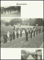 1961 Sonora Union High School Yearbook Page 54 & 55