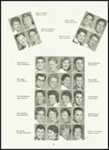 1961 Sonora Union High School Yearbook Page 56 & 57