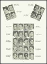 1961 Sonora Union High School Yearbook Page 62 & 63
