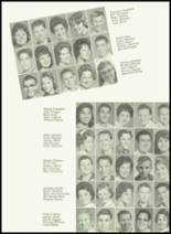 1961 Sonora Union High School Yearbook Page 70 & 71