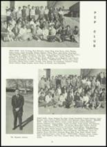 1961 Sonora Union High School Yearbook Page 78 & 79