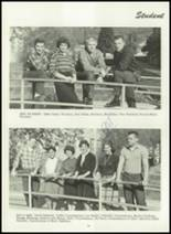 1961 Sonora Union High School Yearbook Page 80 & 81