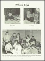 1961 Sonora Union High School Yearbook Page 82 & 83