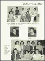 1961 Sonora Union High School Yearbook Page 88 & 89