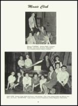 1961 Sonora Union High School Yearbook Page 92 & 93