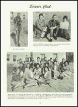 1961 Sonora Union High School Yearbook Page 94 & 95