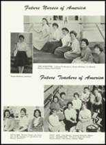 1961 Sonora Union High School Yearbook Page 96 & 97