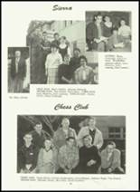 1961 Sonora Union High School Yearbook Page 98 & 99
