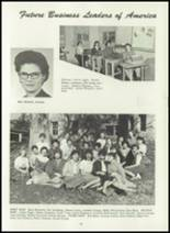 1961 Sonora Union High School Yearbook Page 102 & 103