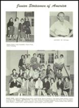 1961 Sonora Union High School Yearbook Page 104 & 105