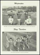 1961 Sonora Union High School Yearbook Page 110 & 111