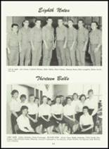 1961 Sonora Union High School Yearbook Page 116 & 117