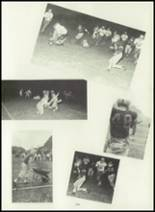 1961 Sonora Union High School Yearbook Page 122 & 123