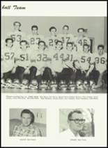 1961 Sonora Union High School Yearbook Page 124 & 125