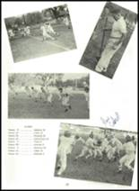 1961 Sonora Union High School Yearbook Page 126 & 127
