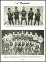 1961 Sonora Union High School Yearbook Page 130 & 131