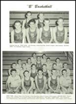 1961 Sonora Union High School Yearbook Page 132 & 133