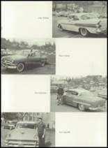 1961 Sonora Union High School Yearbook Page 148 & 149