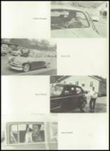 1961 Sonora Union High School Yearbook Page 150 & 151