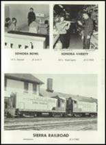 1961 Sonora Union High School Yearbook Page 188 & 189