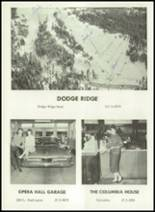 1961 Sonora Union High School Yearbook Page 190 & 191