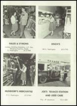 1961 Sonora Union High School Yearbook Page 194 & 195