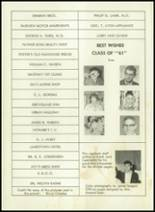 1961 Sonora Union High School Yearbook Page 204 & 205