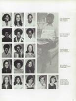 1975 Dunbar High School Yearbook Page 34 & 35