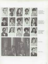 1975 Dunbar High School Yearbook Page 42 & 43