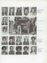 1975 Dunbar High School Yearbook Page 46 & 47